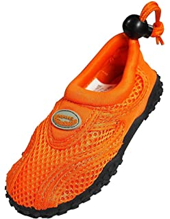 4bf482bef353 The Wave Childrens Kids Wave Water Shoes Pool Beach Aqua Socks
