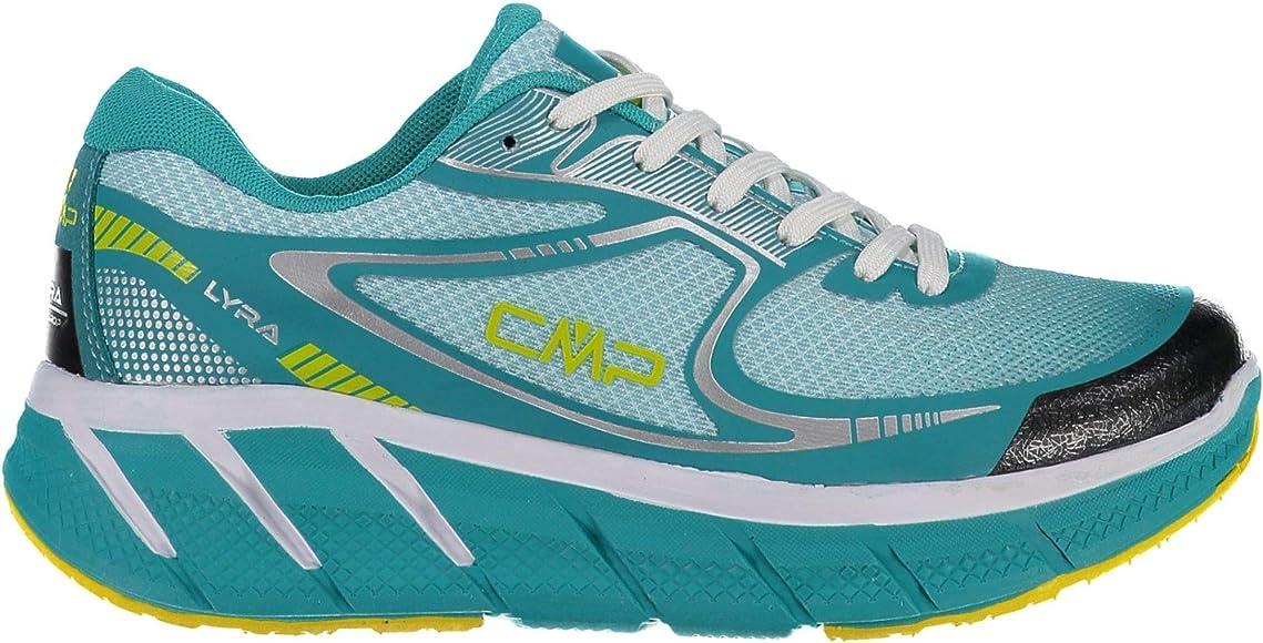 CMP Lyra Maxi, Zapatillas de Running para Asfalto para Mujer, (Anice-Curacao 01lc), 42 EU: Amazon.es: Zapatos y complementos