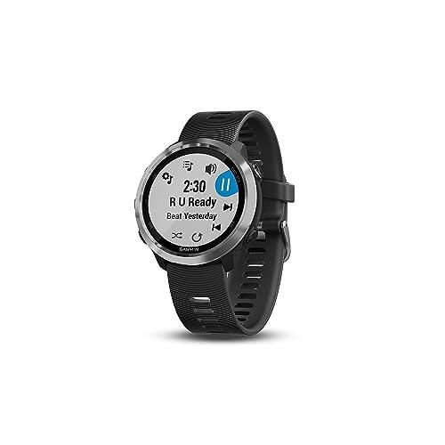 Garmin Forerunner 645 Music, GPS Running Watch with Garmin Pay Contactless Payments, Wrist-