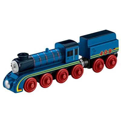 Fisher-Price Thomas & Friends Wooden Railway, Frieda: Toys & Games
