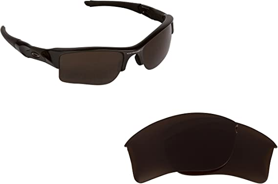 oakley full jacket lenses c0vp  New SEEK OPTICS Replacement Lenses Oakley FLAK JACKET XLJ
