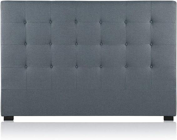 Intense Déco Tête De Lit Capitonnée Premium Tissu 160cm