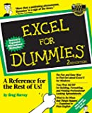 Excel For Dummies 2e