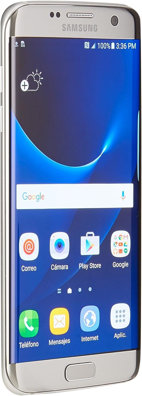 Samsung Galaxy S7 Edge ATT Silver - Titanium SM-G935A