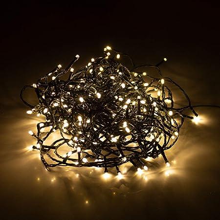 Guirlande lumineuse sans électricité