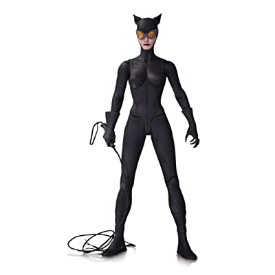 DC Collectibles DC Comics Designer Action Figure Series 1: Catwoman by Jae Lee Action Figure: Toys & Games