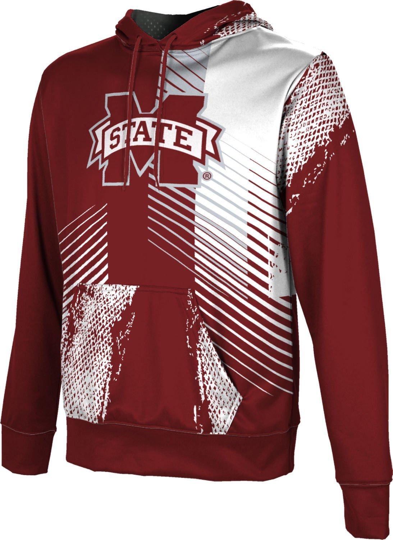 ProSphere Mississippi State University Boys' Pullover Hoodie, School Spirit Sweatshirt (Hustle) F8DD1