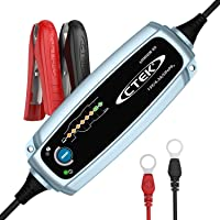 $98 » CTEK (56-926) LITHIUM US 12 Volt Fully Automatic LiFePO4 Battery Charger