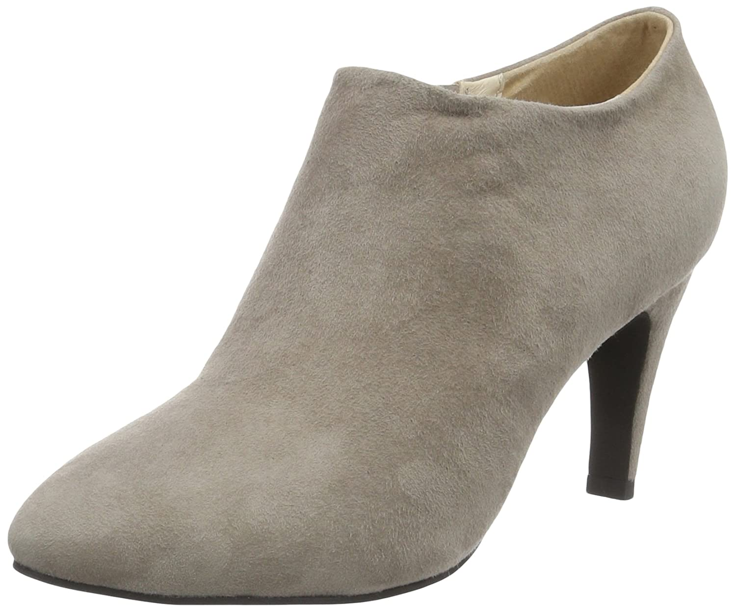 Schuhe The Pumps Bear Damen Carrie S Pumps The Braun (160 Taupe) a73d94
