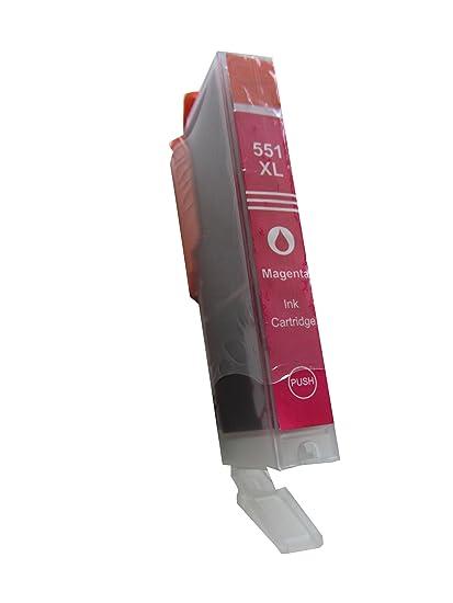 Productos. XXL Cartuchos de impresora color rojo/magenta Canon CLI ...