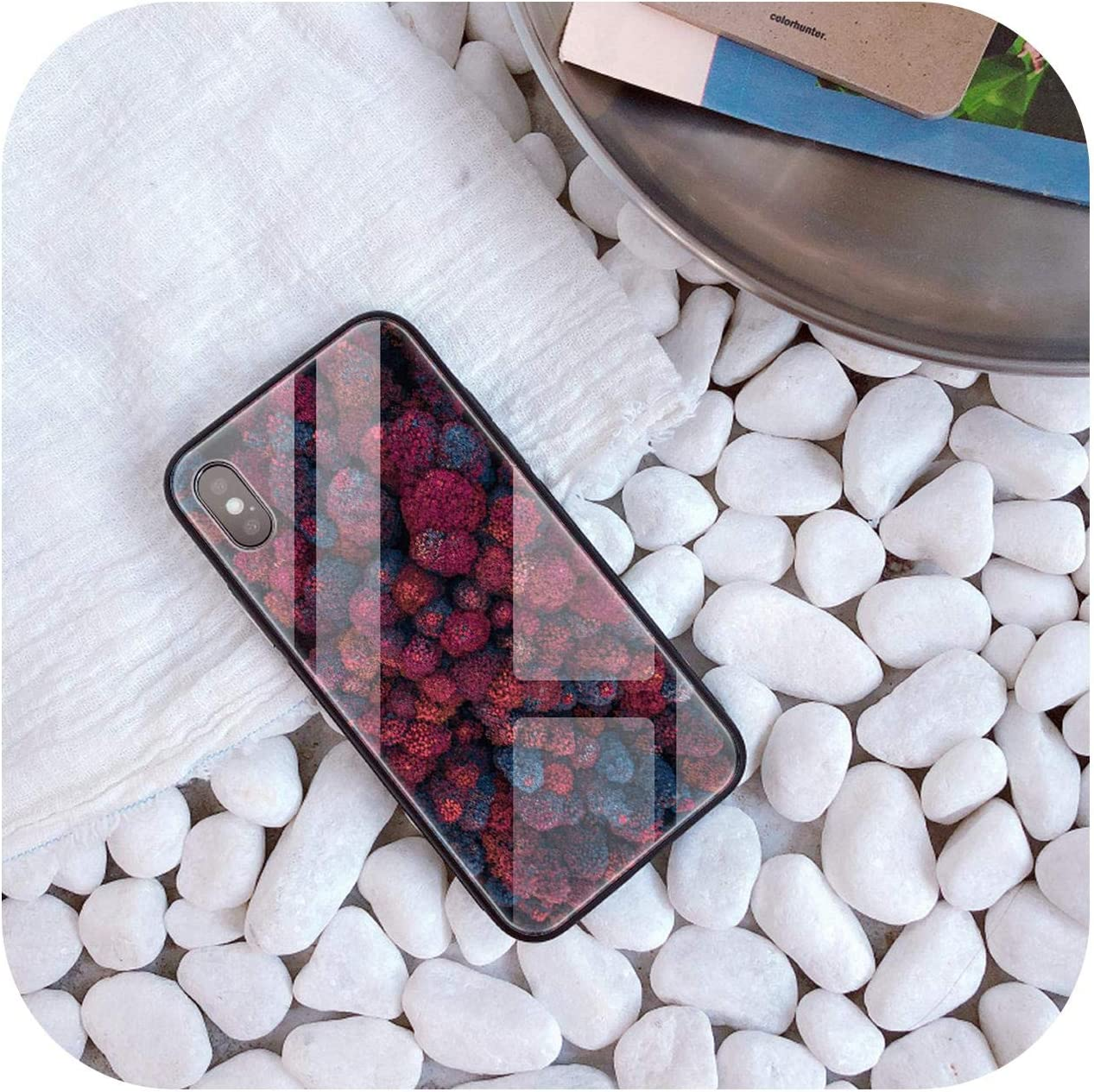 Amazon Com Cas Tempered Glass Customized Phone Cover For Iphone X R S 11 Pro Max Wallpaper Gorgeous Diy Phone Case For Iphone 7 8 6 S Plus 20280 For Iphone 11 Pro