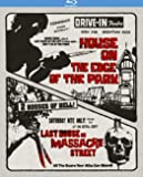 House on the Edge of the Park | Last House on Massacre Street (aka The Bride) - Drive-In Double Feature [Blu-ray]