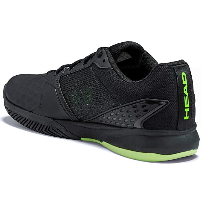 Head Revolt Team 3.0 Negro Verde 273309 BKGR: Amazon.es: Deportes ...