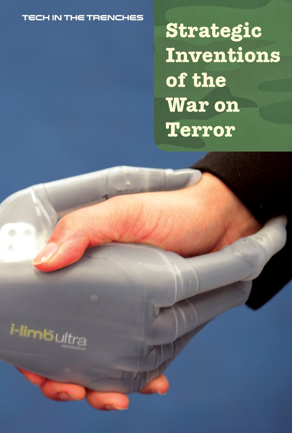 Read Online Strategic Inventions of the War on Terror (Tech in the Trenches) ebook
