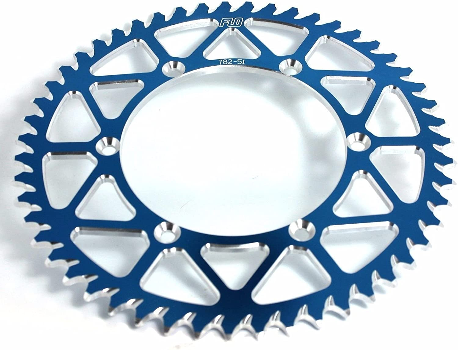 13T FRONT // 48 50 51 TOOTH BLACK REAR SPROCKET RENTHAL R1 CHAIN AND SPROCKET COMBO KIT YAMAHA YZ450F // YZ250 49 2 Stroke 51T