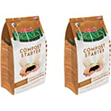 Jobes Organics Compost Starter 4-4-2 Organic Gardening Compost Accelerator, QFwfoA 2Pack (4 pound bag)