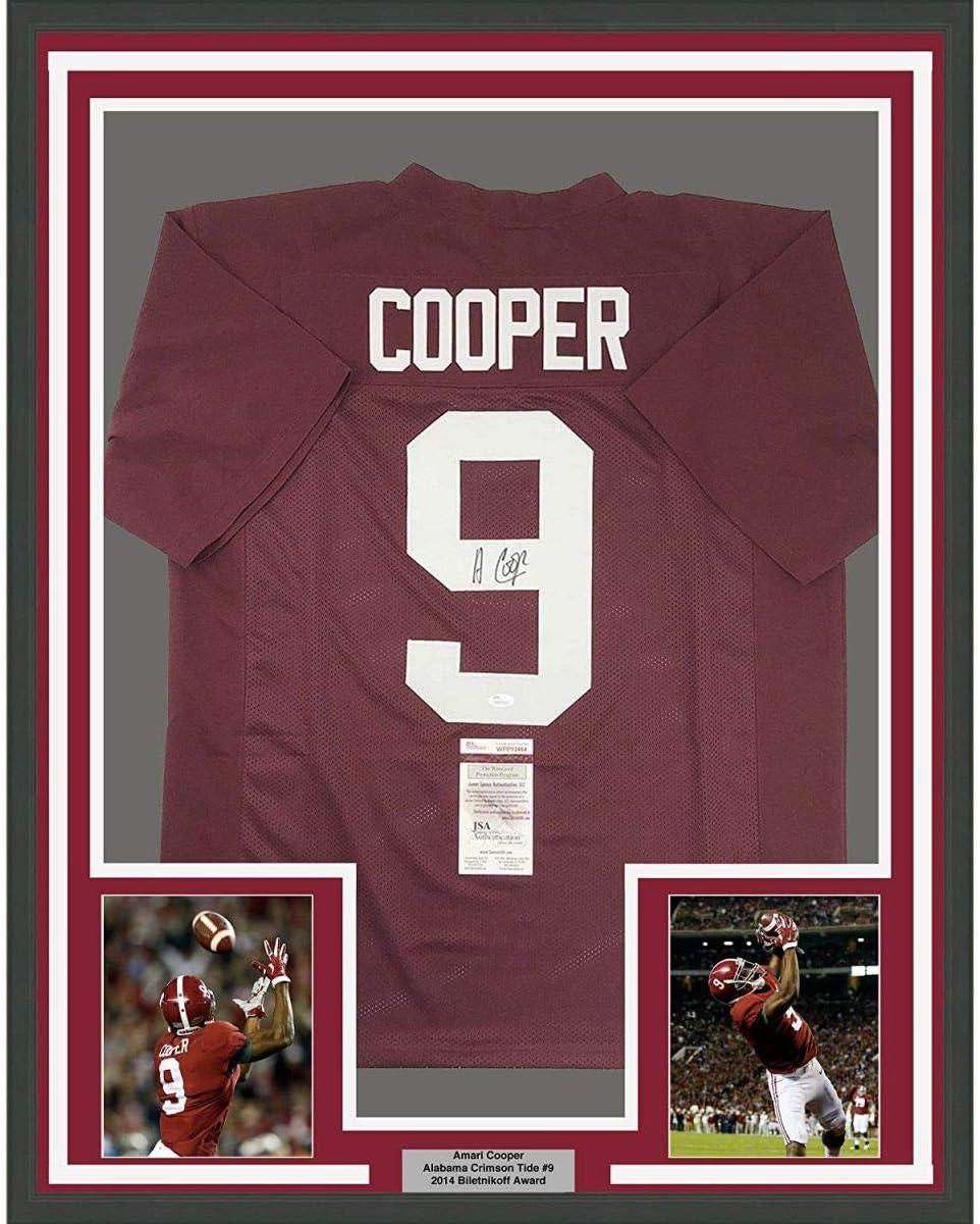 Amari Cooper Alabama Crimson Tide Football Jersey Red