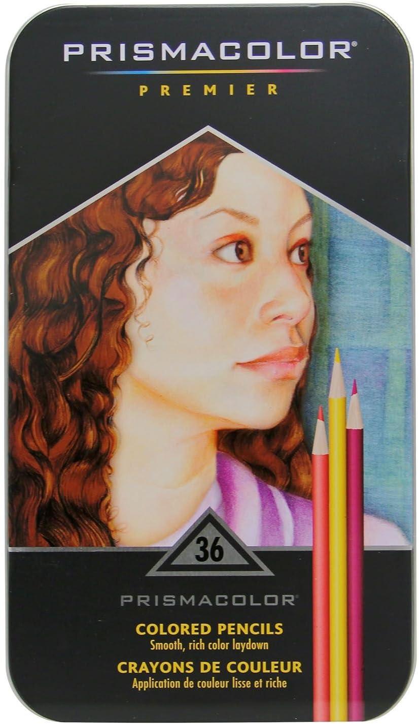 Prismacolor Premier Colored Pencil Set (Set of 36) 1 pcs sku# 1832845MA