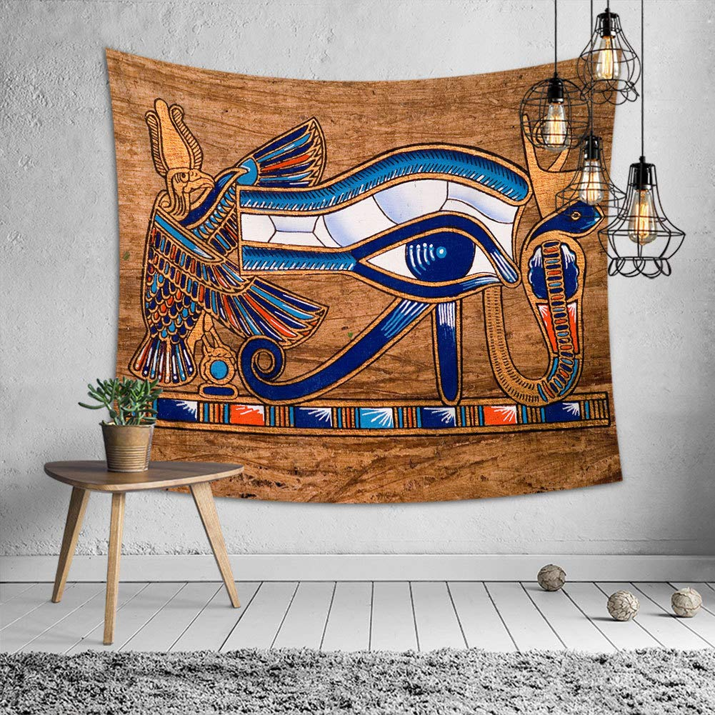,1000 Polyester 60L x 51 W Inches OATHENE Jesus Tapestry 150cm x 130cm Wall Hanging for Bedroom//Living Room//Dorm