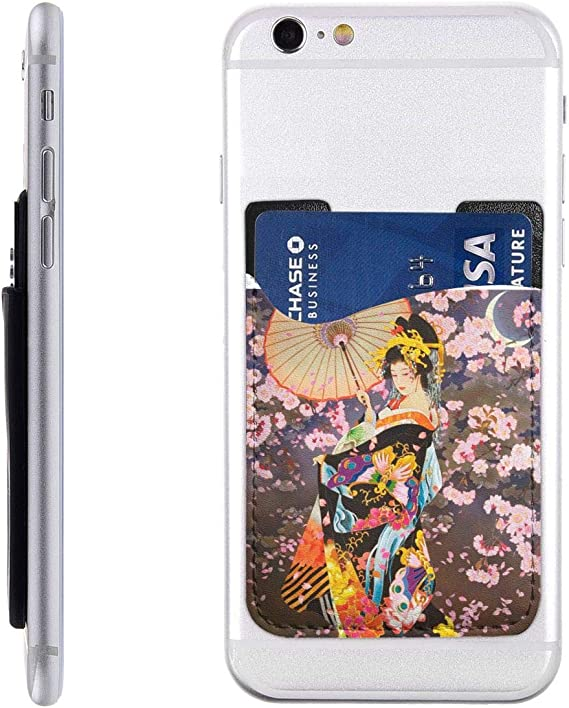Geisha Under the Sun iPhone 11 case