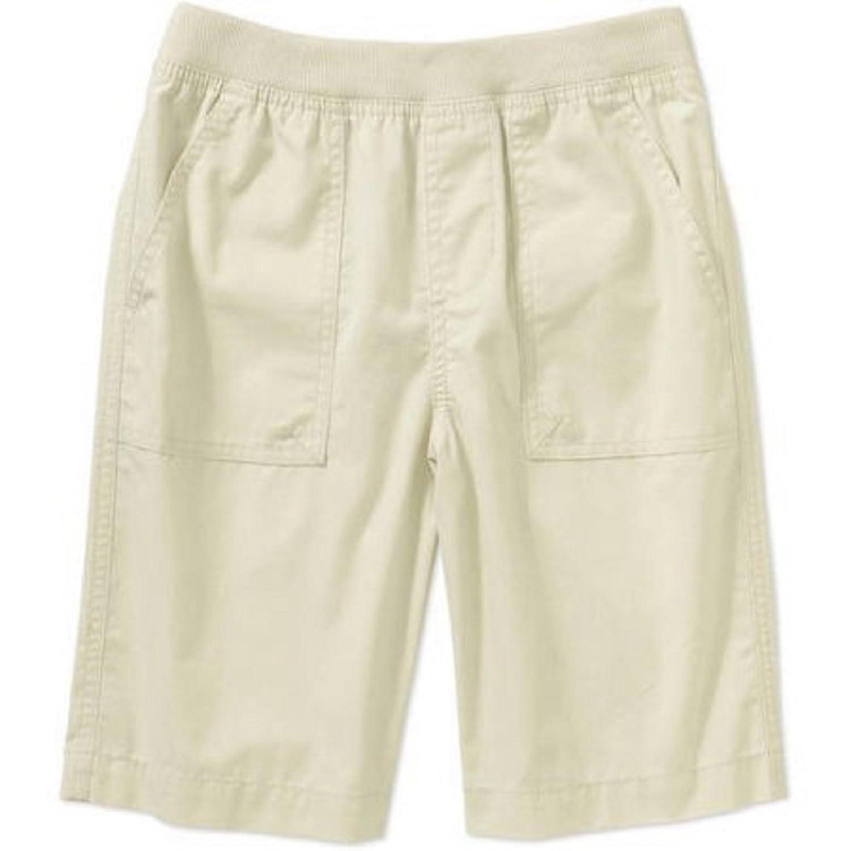 boys pullon shorts 14-16 xl//xg tan