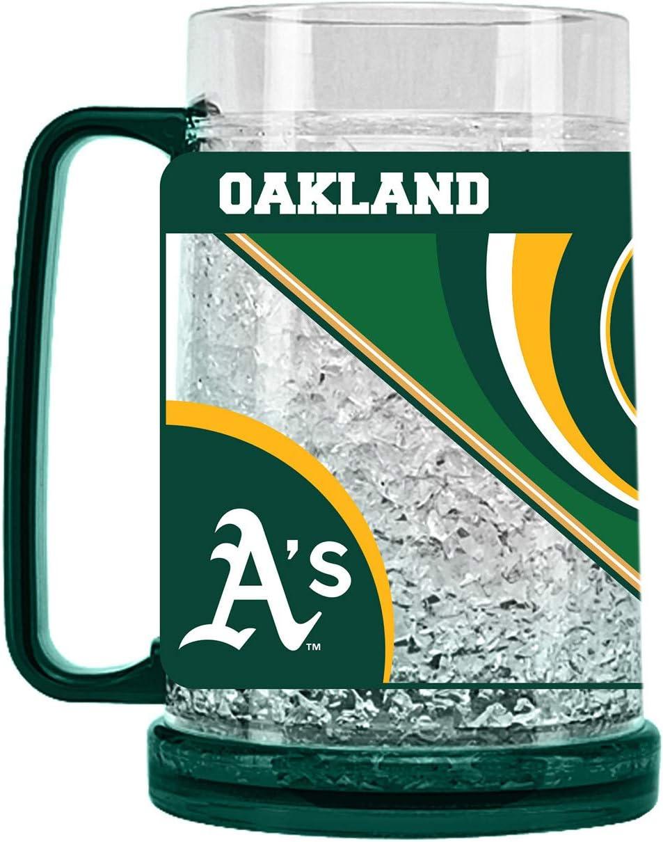 Oakland Athletics Crystal Freezer Mug