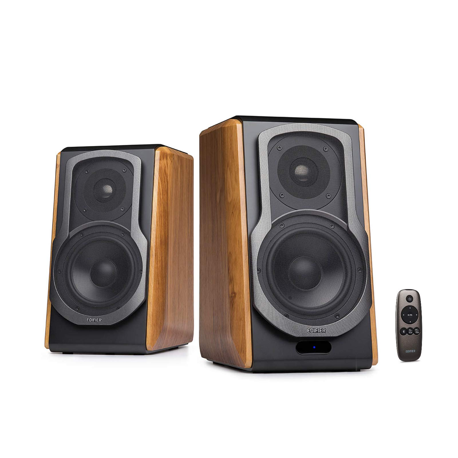Edifier S1000DB Audiophile Active Bookshelf Speakers Product Image
