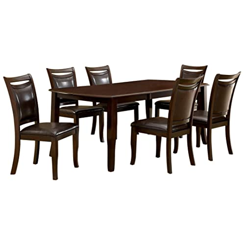 Cherry Dining Room Chairs: Cherry Dining Room Table Set: Amazon.com