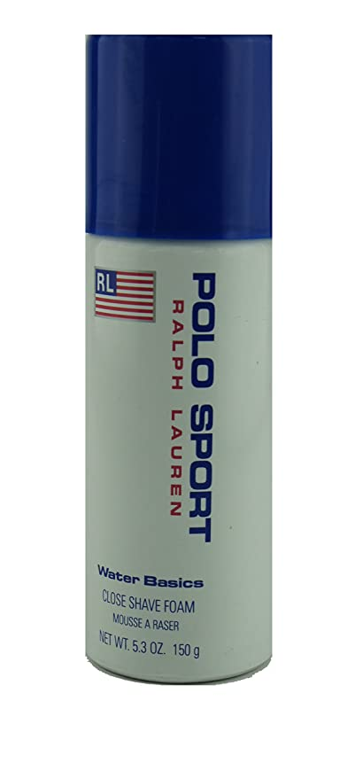 Ralph Lauren - Polo Sport - Shaving Foam/espuma 150 ml: Amazon.es ...