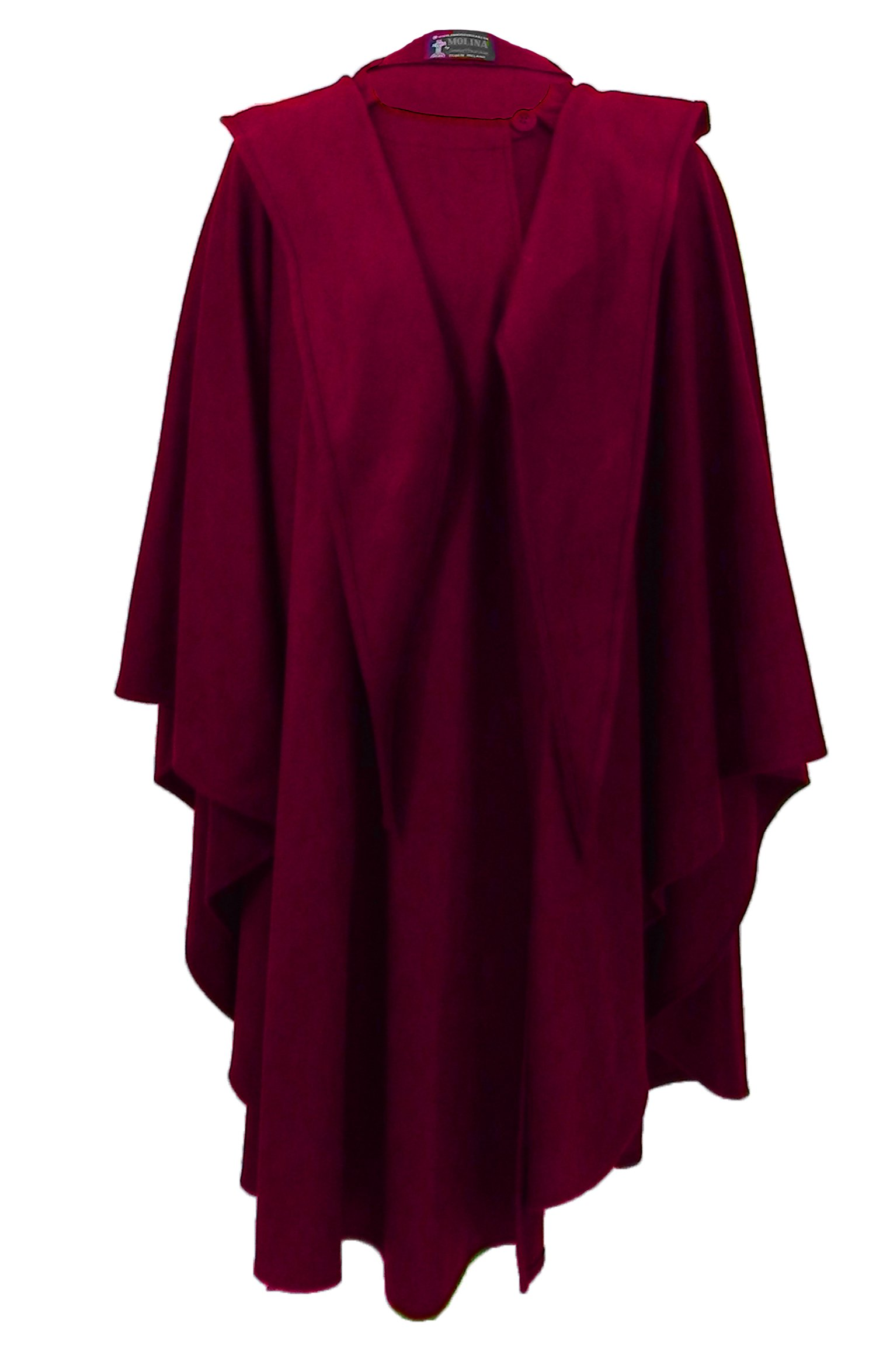 Ladies Knee Length Wool and Cashmere Cape by Irish Designer Jimmy Hourihan by The Irish Store - Irish Gifts from Ireland