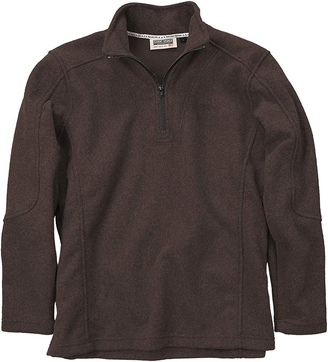 Stormy Kromer The Woolover Quarter-Zip Jacket