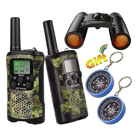 Kids Walkie Talkies Binoculars Toys