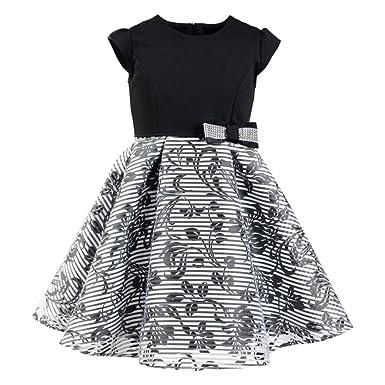 943fe3a0f1ae AL-DA for girls Festliches Mädchen Kleid Sabrina: Weihnachten ...