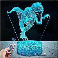 3D Visual lámpara, T-MIX 7 colores LED Lámpara