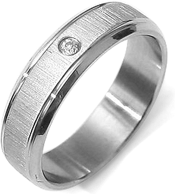 10.5 9.5 Women Ring Size Gemini Groom /& Bride Matching Couple Titanium Wedding Engagement Bands Rings Set 6mm /& 4mm Width Men Ring Size