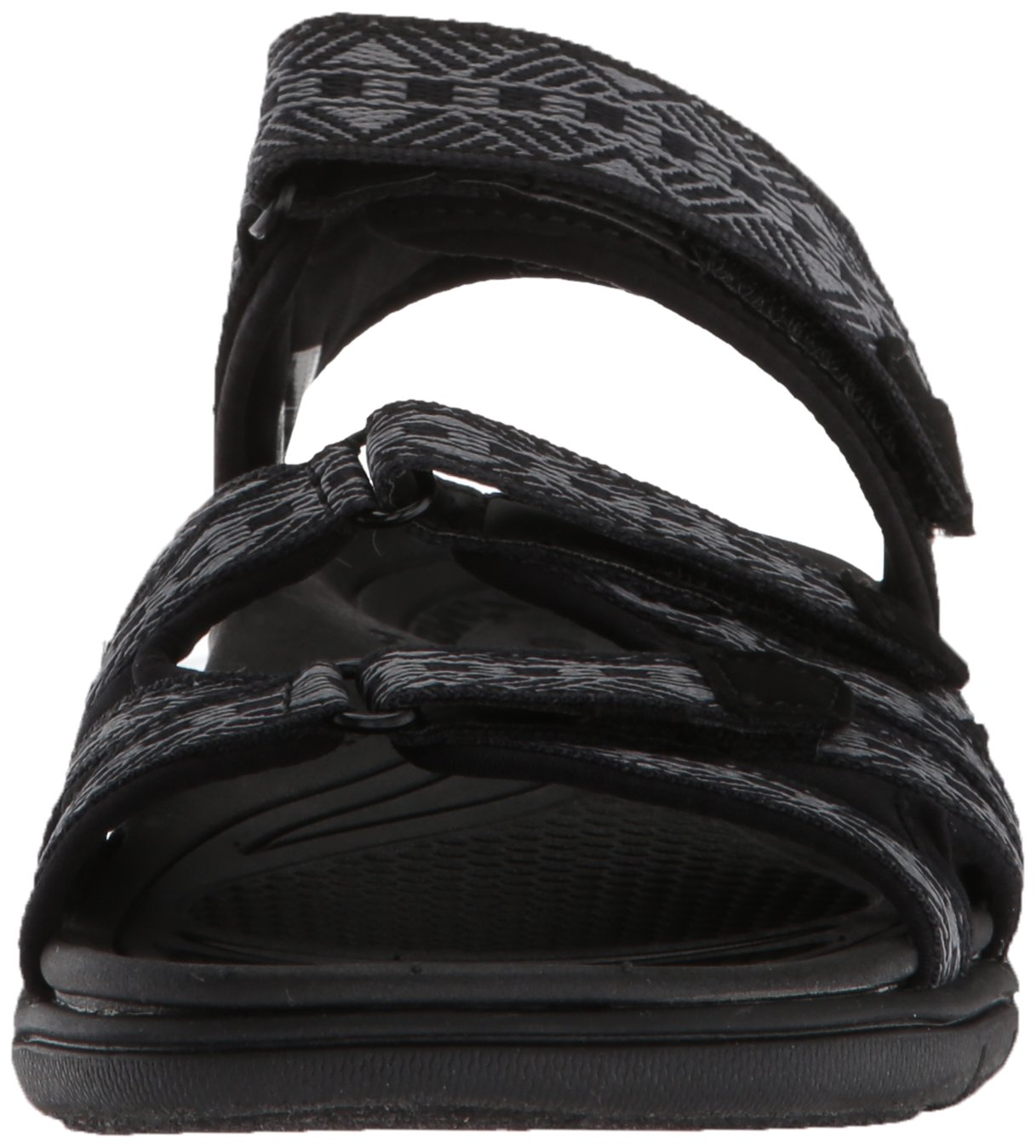 Ryka Women's Savannah 5 Sandal B01KWH6932 5 Savannah B(M) US|Black/Grey 9e507d