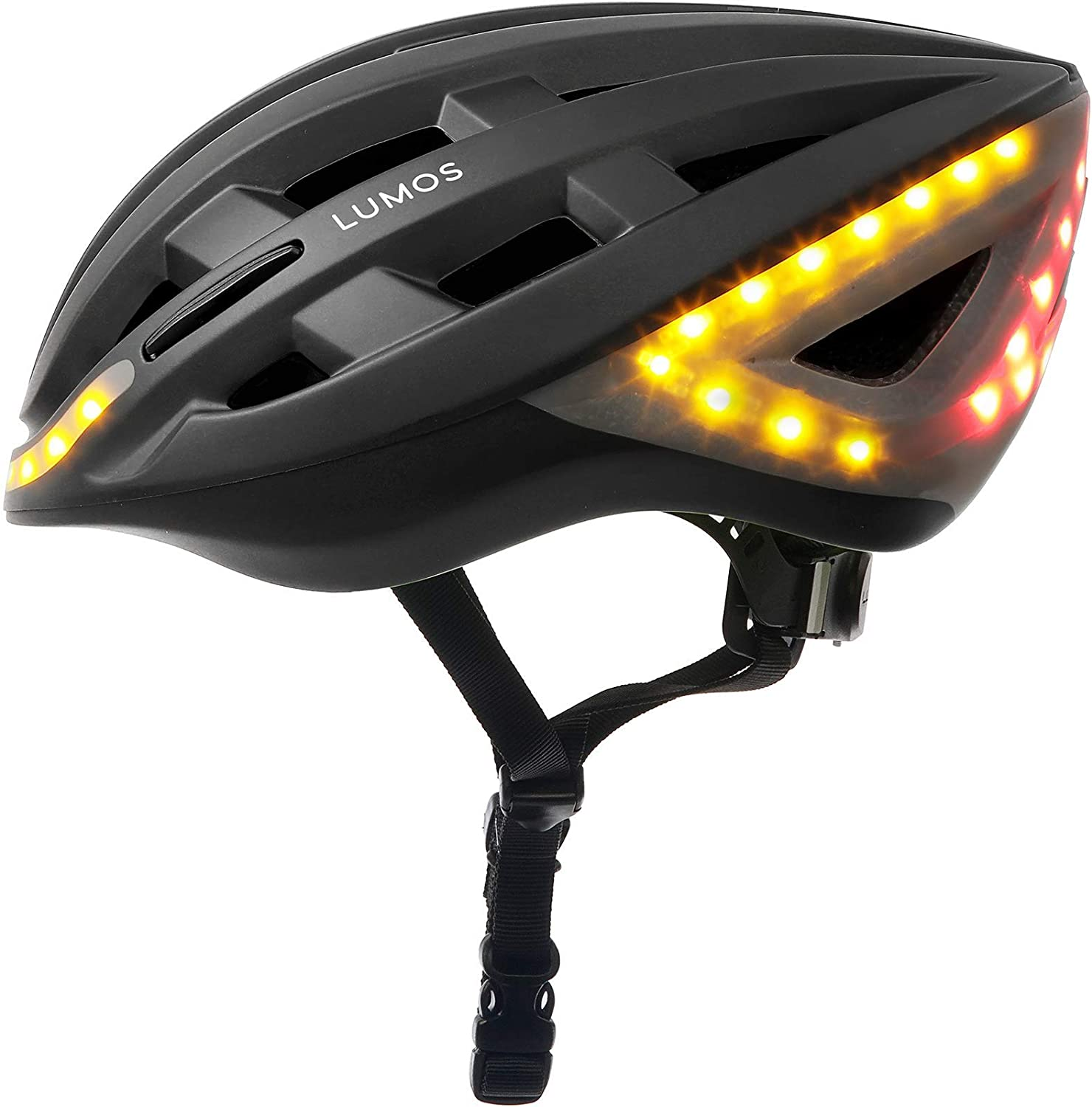 Electric Scooter Helmet Lumos Smart Wireless Turn Signal