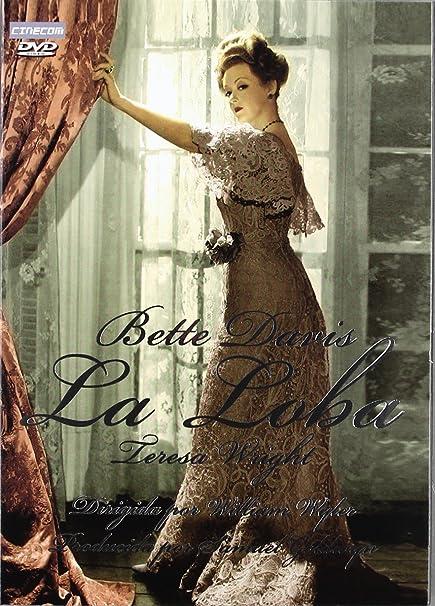 La Loba DVD 1941 The Little Foxes: Amazon.es: Bette Davis, Teresa ...