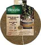 Vilmorin VH06088 Disque de Paillage Végétaux Chanvre/Jute 1000 g/m² 30 cm