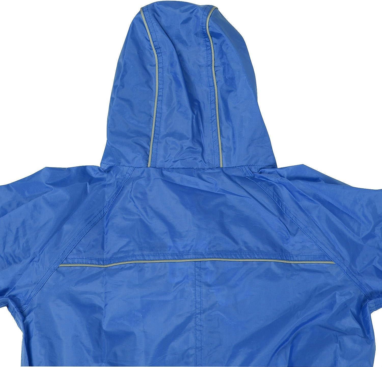 Dry Kids Combinaison de Pluie imperm/éable Tout en Un pour Adultes Manteau imperm/éable