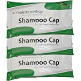 No Rinse Waterless Shampoo Caps - PACK OF 3