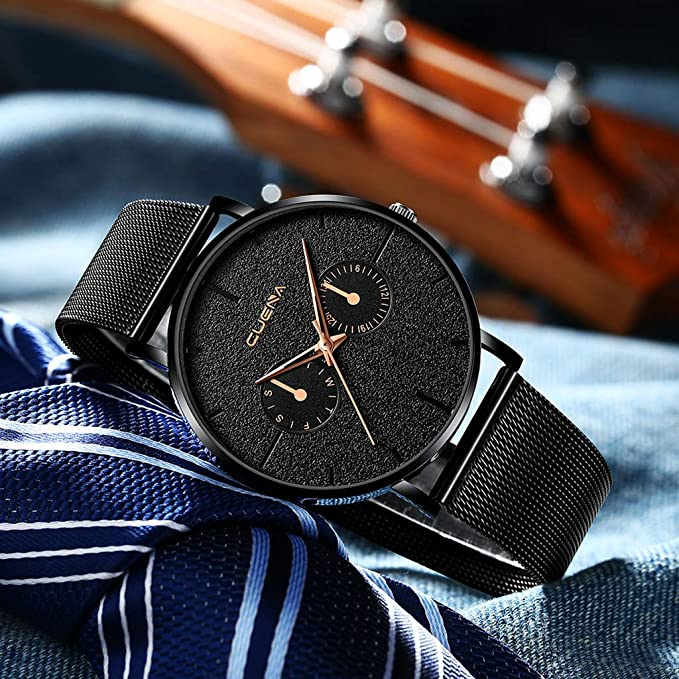 Amazon.com: XBKPLO Mens Quartz watchquartz Mens Dress watchesquartz Automatic Watches for menquartz Field Watches for menwatches Men quartzquartz Watches ...