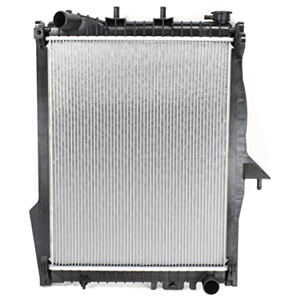 Evan-Fischer EVA27672032059 Radiator for DODGE DURANGO 04-06 3.7L/4.7L