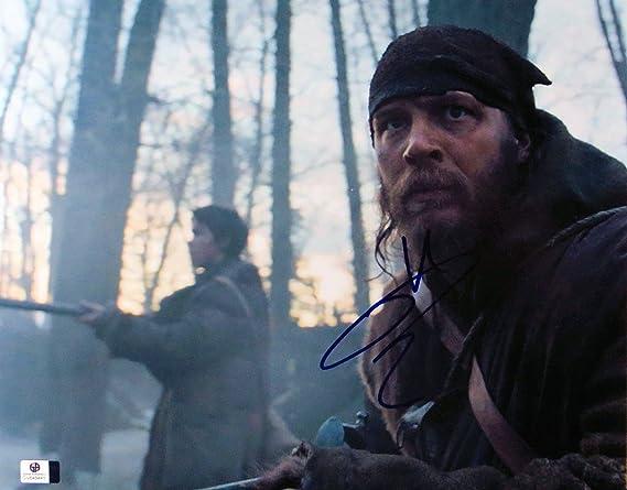 25e9e1ec94f42 Tom Hardy Signed Autographed 11X14 Photo The Revenant Hunting ...