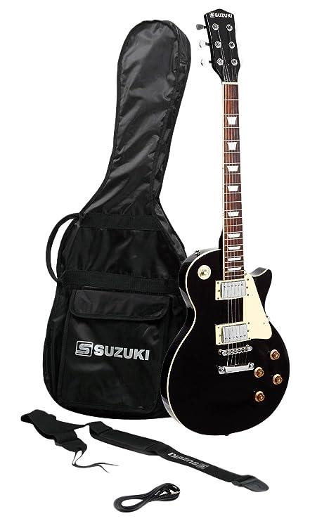 Suzuki sls2bk guitarra eléctrica
