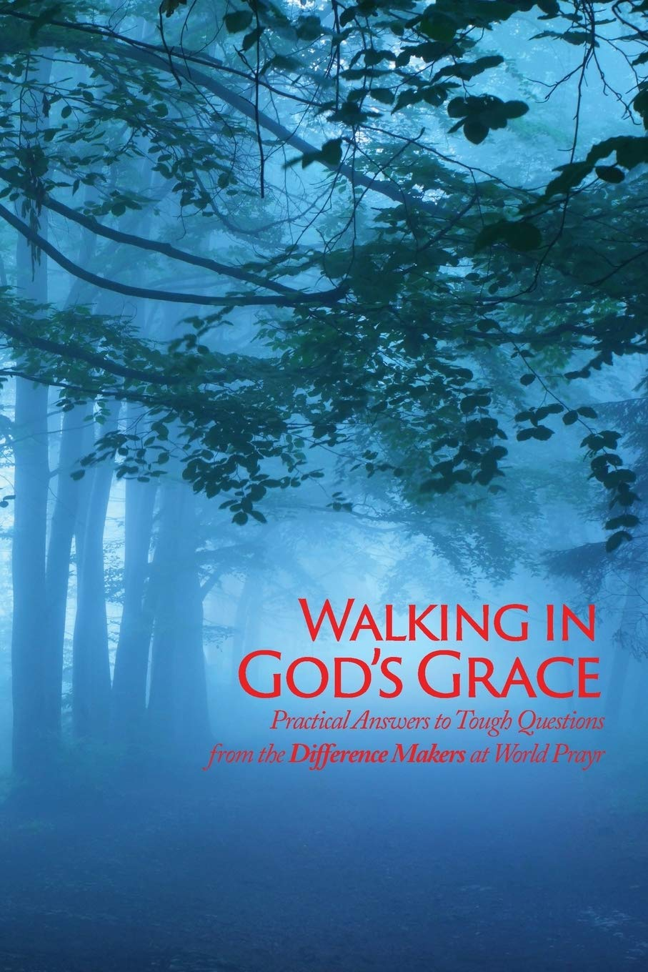 Walking In God S Grace Practical Answers To Tough Questions World Prayr Inc 9781631990250 Amazon Com Books But sometimes, your bank isn't as gigantic as you'd like. walking in god s grace practical