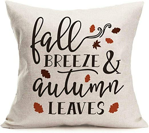 2 SLS Cotton Linen Decorative Throw Pillow Case Cushion Cover 18X18 ? ??