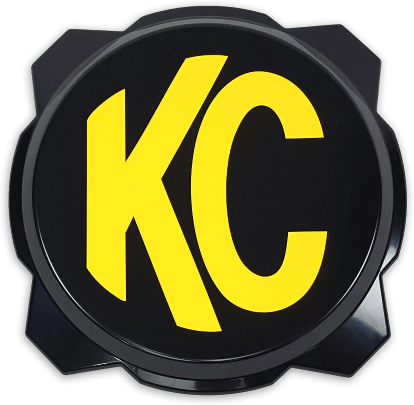 KC HiLiTES 5112 KC 5112 Gravity LED Pro6 Amber Light Cover provides added protec