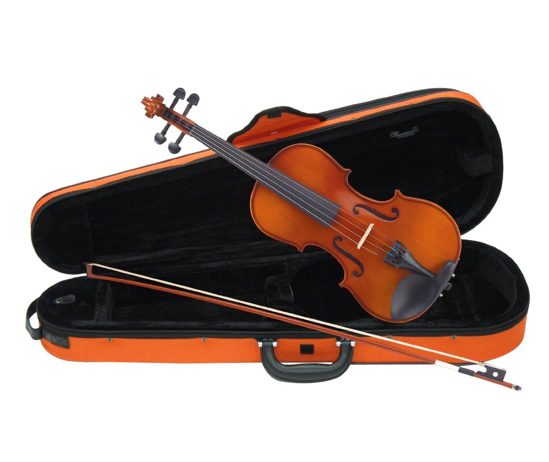 カルロジョルダーノ  バイオリンアウトフィット VS-1C 1/4 おれんじケース B00ENUGHI2 おれんじ 43104