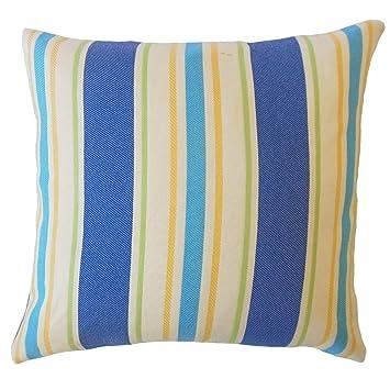 Amazon.com: The Pillow Collection Yeriel - Cojín relleno de ...